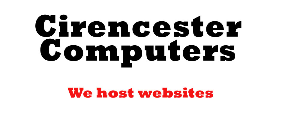 Cirencester website hosting