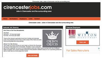 Cirencester Jobs